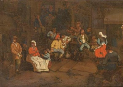 After Adriaen Jansz. van Ostad