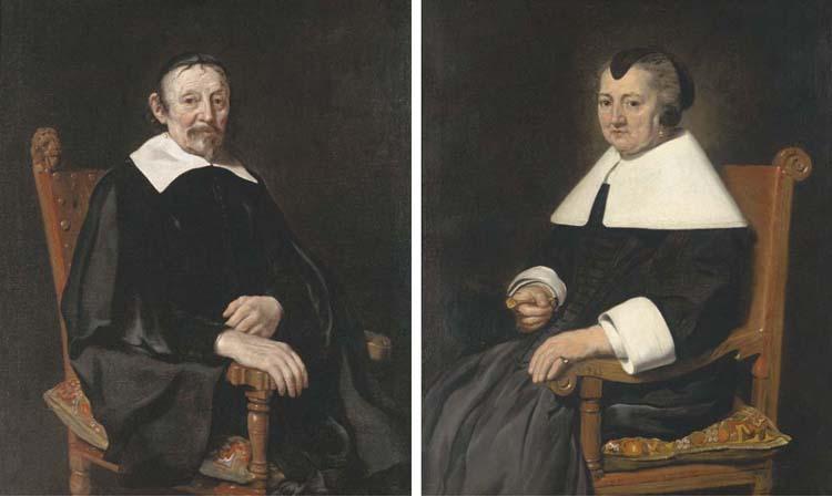 Follower of Thomas de Keyser