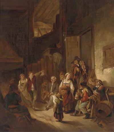 Manner of Jan Steen