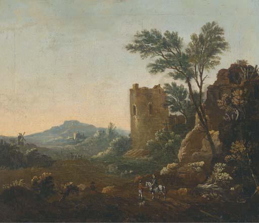 Manner of Willem de Heusch
