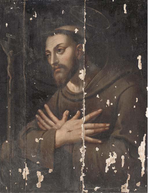 Follower of Francisco de Zurba