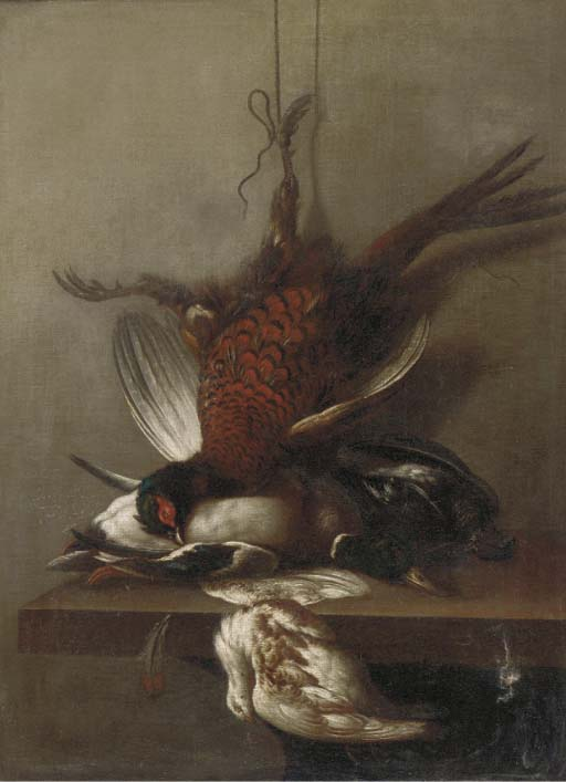 Follower of Jean-Baptiste Oudr