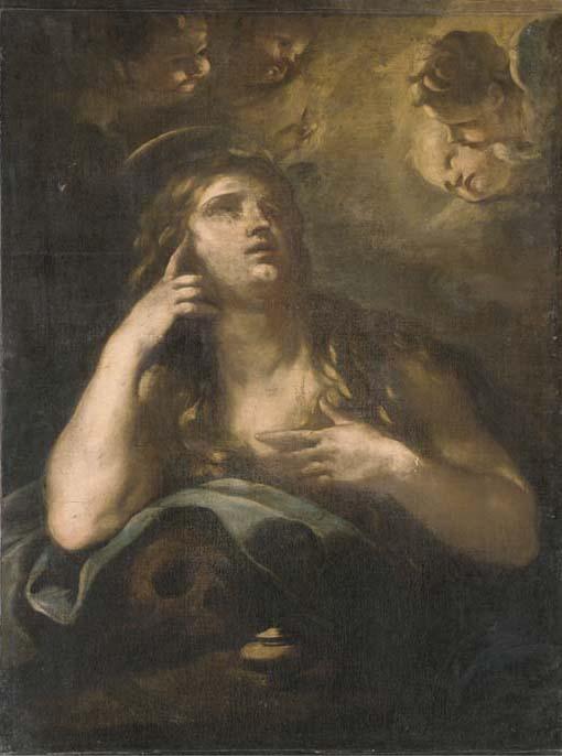 Circle of Luca Giordano (Naple