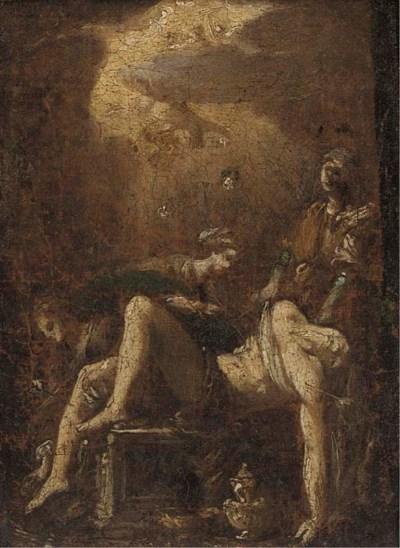 Circle of Carlo Carlone (Scari