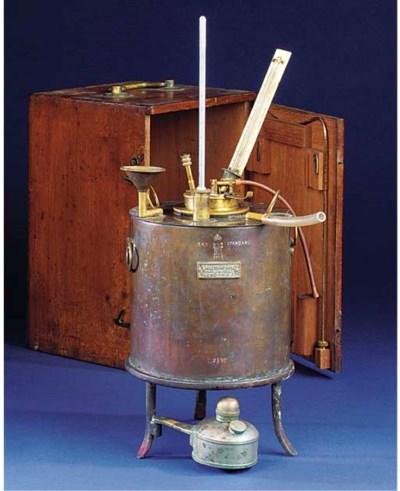 A copper petroleum flashpoint