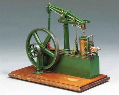 A model stuart single cylinder