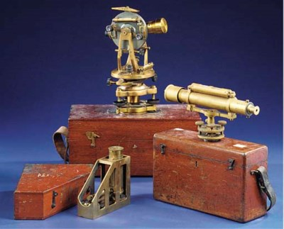 Three 20th-Century surveying i