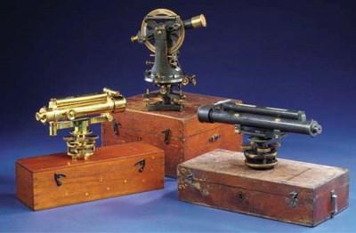 A 19th-Century oxidised-brass