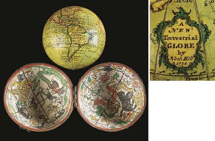 A rare mid 18th-Century 2¾-inc
