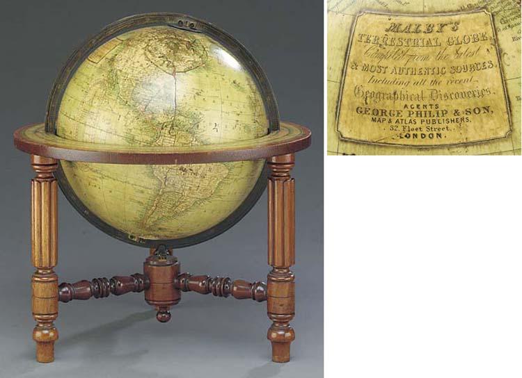 A late 19th-Century 12-inch di