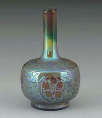 A Solifleur Vase