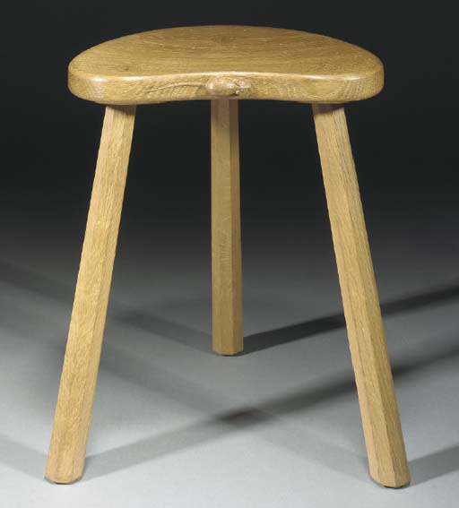 An Oak Stool