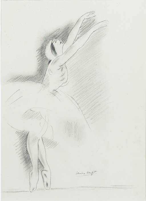 Dame Laura Knight, R.A. (1877-1970)