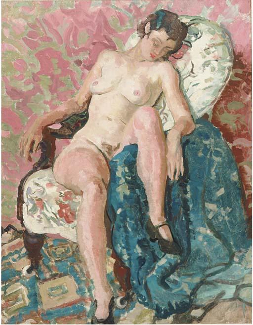Steven Spurrier, R.A. (1878-19