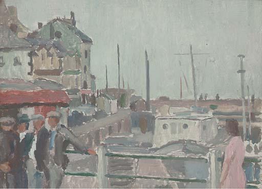 Clifford Hall (1904-1973)