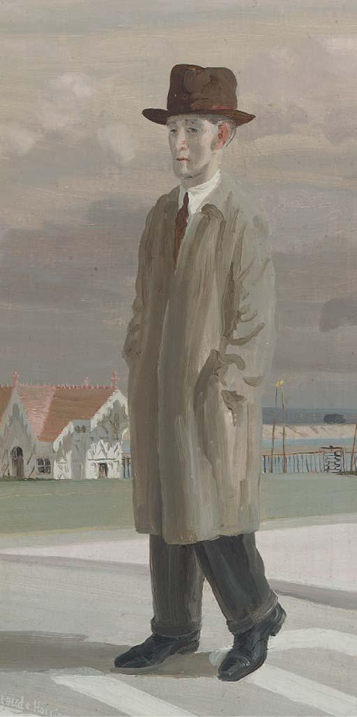 Claude Harrison (B.1922)