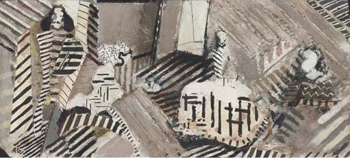 Anthony Whishaw, R.A. (b.1930)