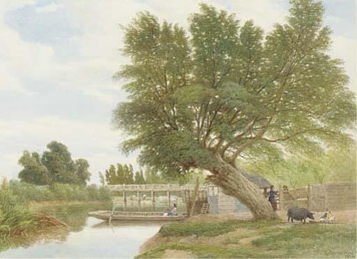 Edward Duncan, R.W.S. (1803-18