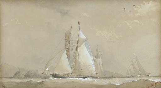Barlow Moore (fl.1863-1890)