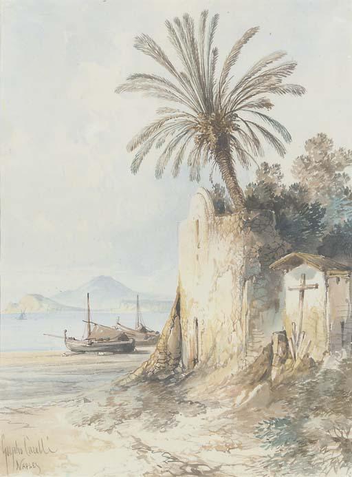 Gonsalvo Carelli (Italian, 181