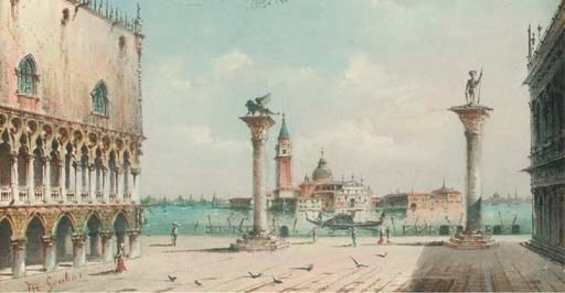 Marco Grubas (Italian, 1839-19