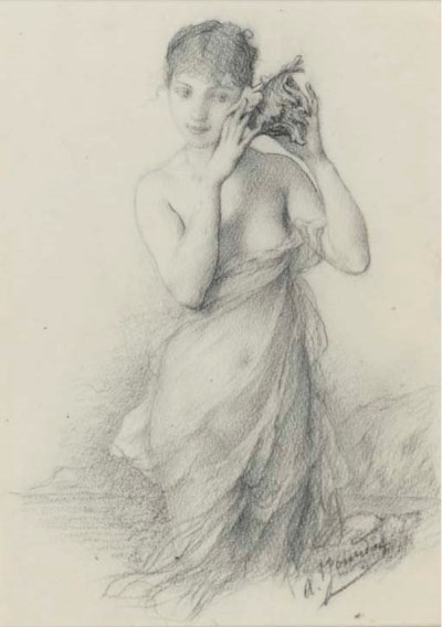 Adolphe Jourdan (French, 1825-