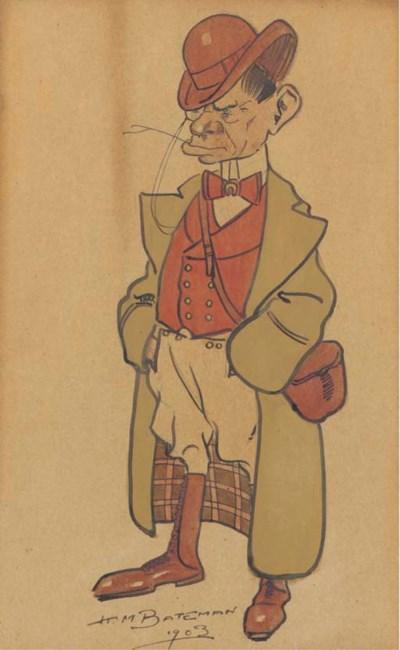 Henry Mayo Bateman (1887-1970)