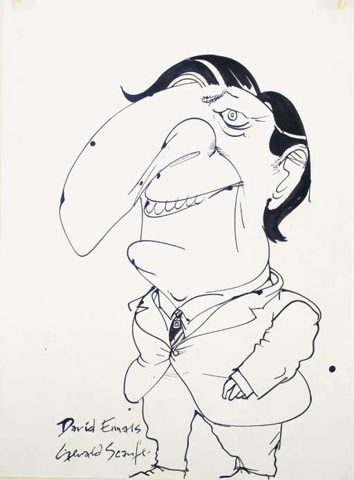 Gerald Scarfe (b.1936)