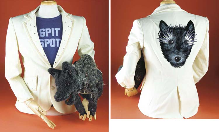 Spit The Dog Puppet For Sale