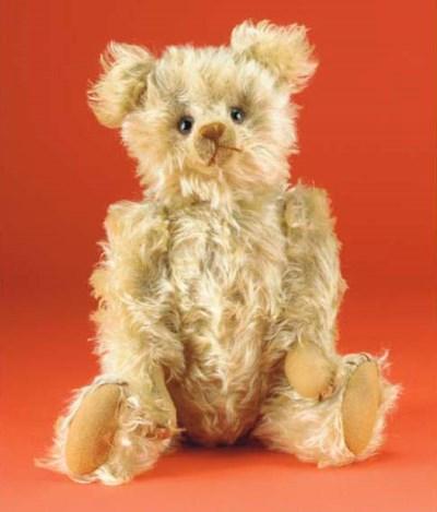 A rare Crämer teddy bear