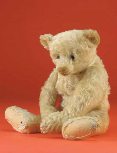 'Hugo', a Steiff teddy bear