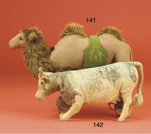 An early German camel on wheel