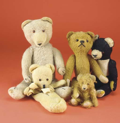 German teddy bears