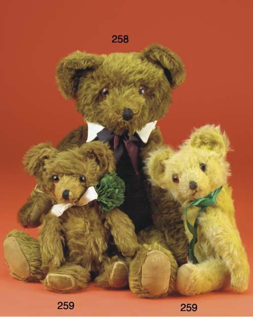 A Knickerbocker teddy bear