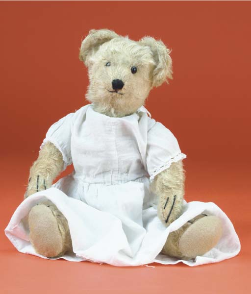 'Patience', a British teddy be