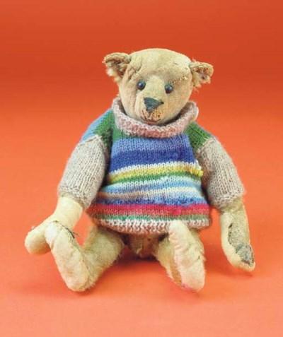 'Guy', a Steiff teddy bear