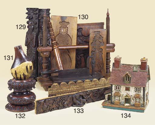 A Flemish drawer front frieze