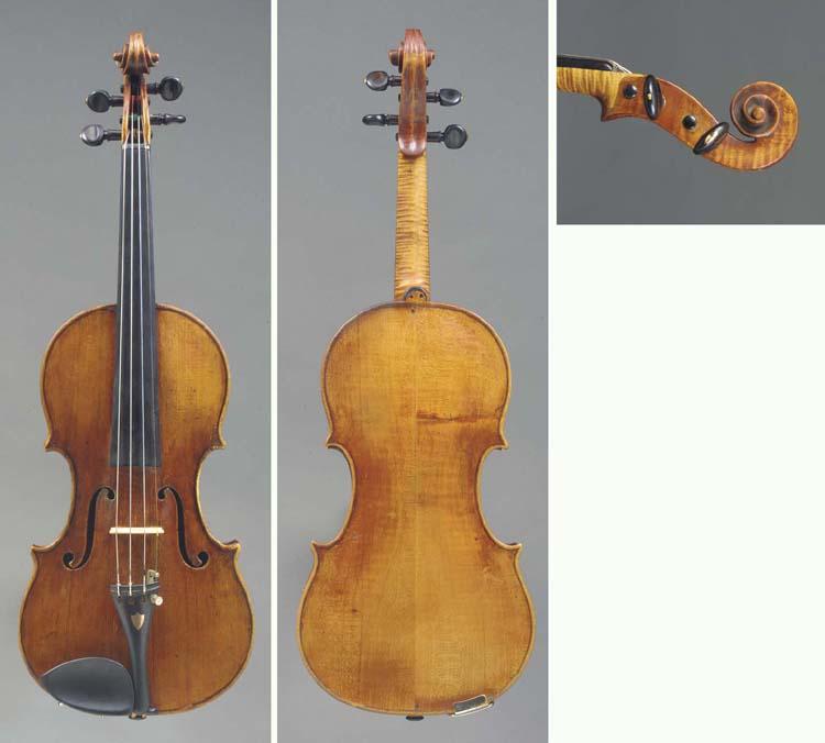 An Italian Violin attributed to Carlo Tononi