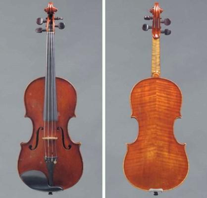 A Violin by Guilio Degani, Ven