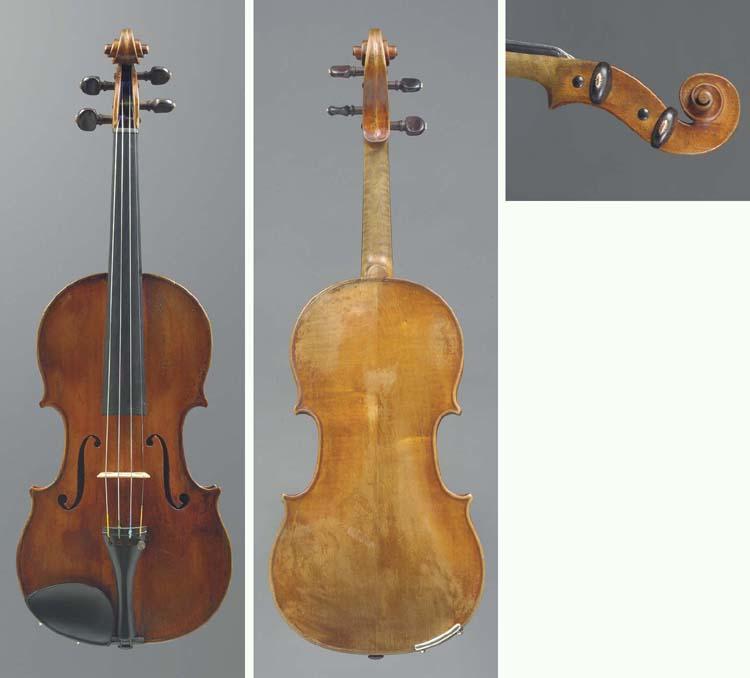 An Italian Violin by Nicolo Ga