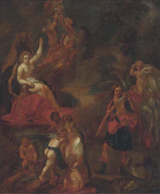 Circle of Theodor van Thulden