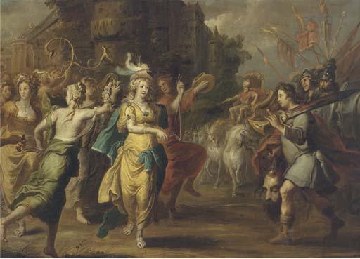 Circle of Willem van Herp (Antwerp 1614-1677)