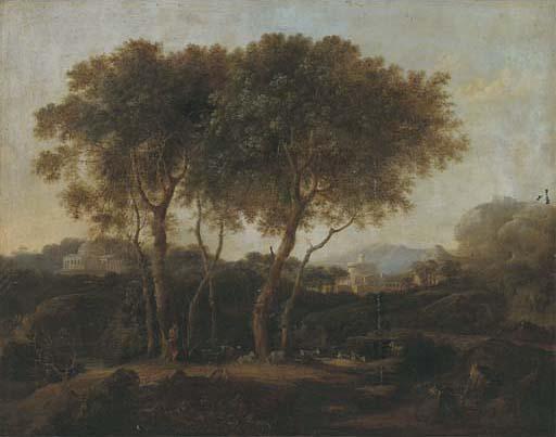 Circle of Pierre-Antoine Patel