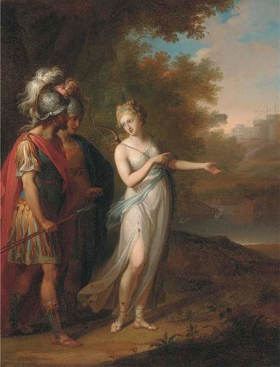 After Angelica Kauffman, R.A.