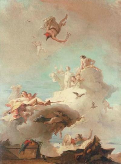 After Giovanni Battista Tiepol