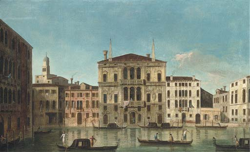 Attributed to The Master of the Langmatt Foundation Views (active Venice c. 1740-c. 1770)