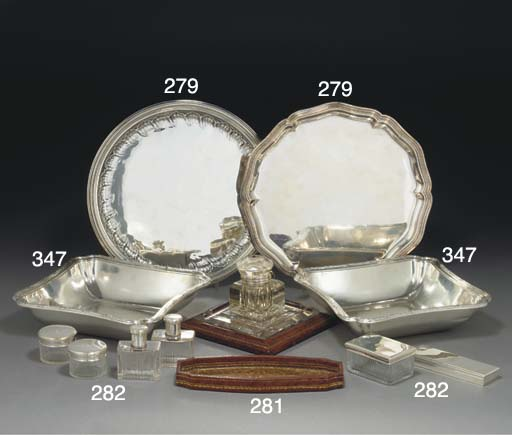 A COLLECTION OF FRENCH SILVER
