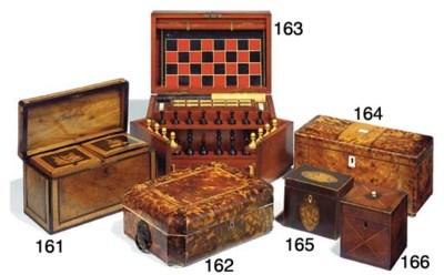 A Victorian mahogany cased gam
