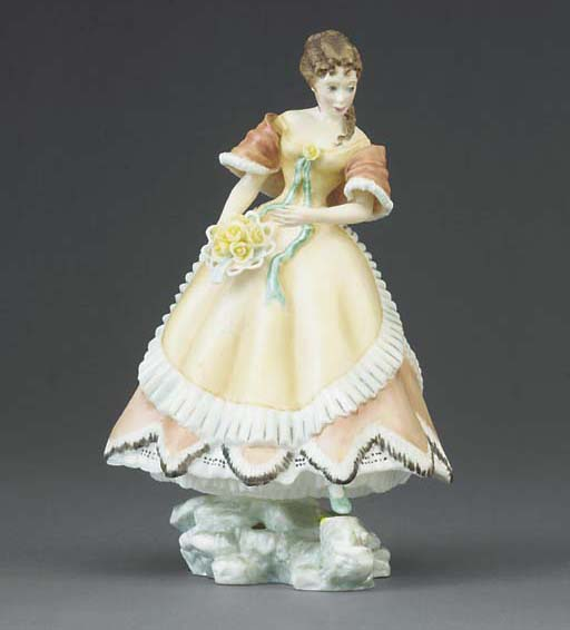 A Royal Worcester limited edit
