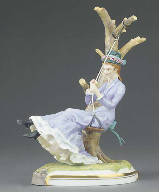 A Royal Worcester limited edition figure of Alice